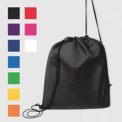 sports tote bag with drawstring